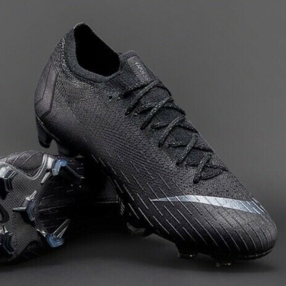 20b01e28f2a Nike Mercurial Vapor 360 12 Elite FG Black